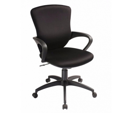 Купить Компьютерное кресло Бюрократ, Бюрократ CH-818AXSN-Low / 15-21 черное, Россия, черный