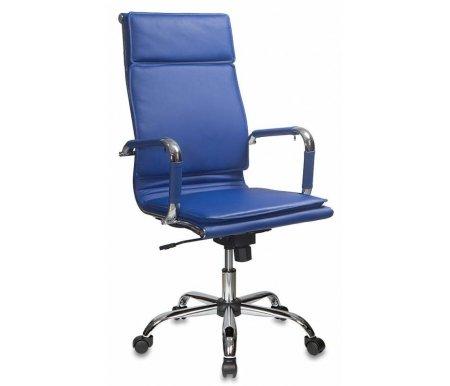 Купить Компьютерное кресло Бюрократ, Бюрократ CH-993 / Blue синее, Россия, синий