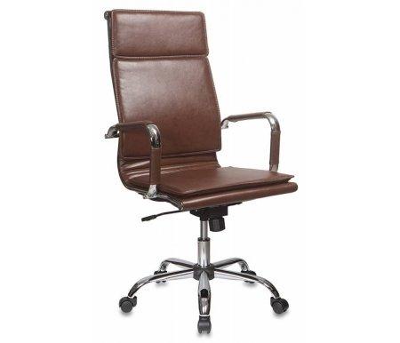 Купить Компьютерное кресло Бюрократ, Бюрократ CH-993 Brown коричневое, Россия, коричневый