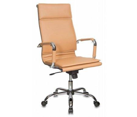 Компьютерное кресло Бюрократ, Бюрократ CH-993 camel светло-коричневое, Россия, светло - коричневый  - Купить