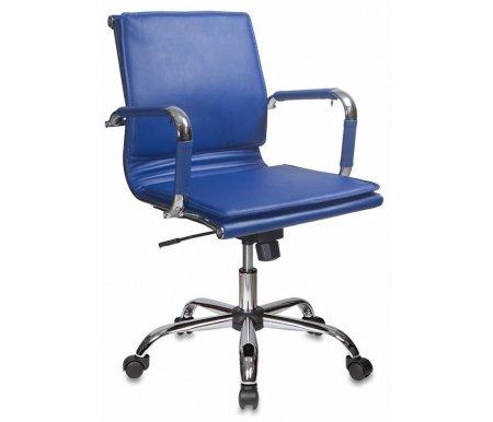 Купить Компьютерное кресло Бюрократ, Бюрократ CH-993-Low / Blue синее, Россия, синий