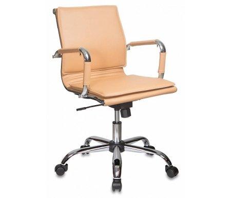 Купить Компьютерное кресло Бюрократ, Бюрократ CH-993-Low / camel светло-коричневое, Россия, светло - коричневый