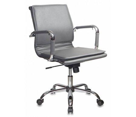 Купить Компьютерное кресло Бюрократ, Бюрократ CH-993-Low / grey серое, Россия, серый