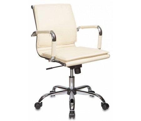 Купить Компьютерное кресло Бюрократ, Бюрократ CH-993-Low / ivory слоновая кость