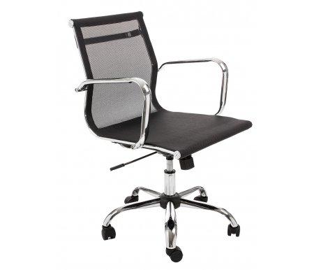 Купить Компьютерное кресло Бюрократ, Бюрократ CH-993-Low / M01 черное, Россия, черный