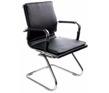 Купить Компьютерное кресло Бюрократ, Бюрократ CH-993-Low-V / Black черное, Россия, черный
