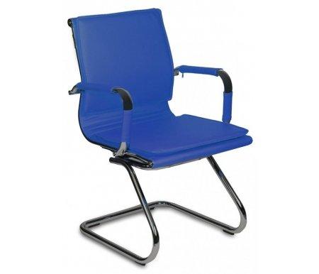 Купить Компьютерное кресло Бюрократ, Бюрократ CH-993-Low-V / Blue синее, Россия, синий