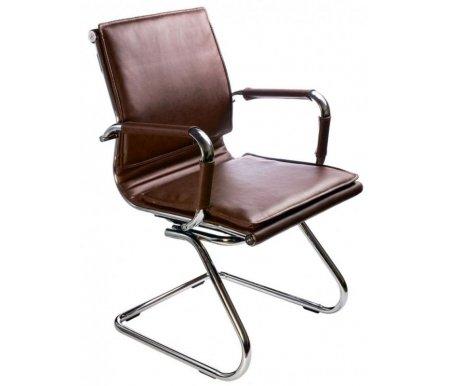 Купить Компьютерное кресло Бюрократ, Бюрократ CH-993-Low-V / Brown коричневое, Россия, коричневый