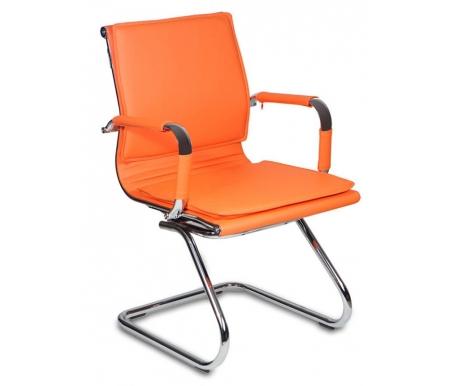 Купить Компьютерное кресло Бюрократ, Бюрократ CH-993-Low-V / orange оранжевое, оранжевый