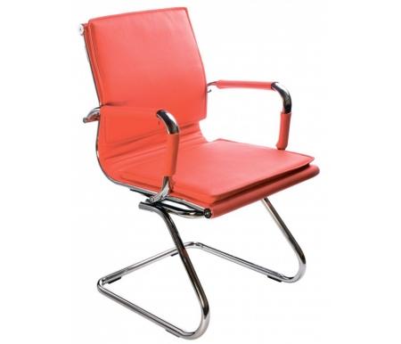 Купить Компьютерное кресло Бюрократ, Бюрократ CH-993-Low-V / Red красное, Россия, красный
