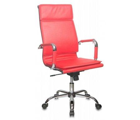 Купить Компьютерное кресло Бюрократ, Бюрократ CH-993 Red красное, Россия, красный