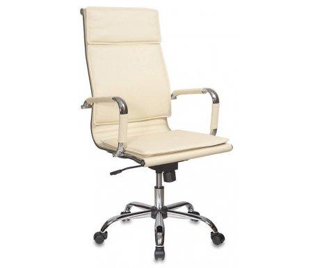 Компьютерные кресла Бюрократ CH-993 слоновая кость  Компьютерное кресло Бюрократ