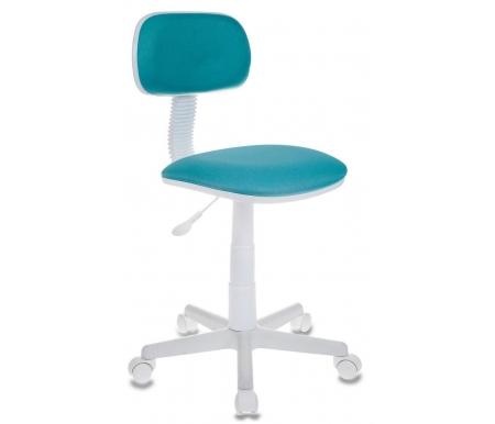 Купить Компьютерное кресло Бюрократ, Бюрократ CH-W201NX/15-175 бирюзовое, Россия