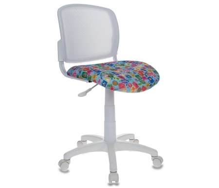 Купить Компьютерное кресло Бюрократ, Бюрократ CH-W296/Mark-LB голубой марки, Россия