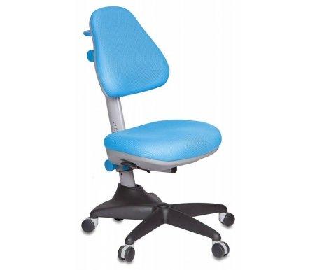 Бюрократ KD-2 / BL / TW-55 светло-голубое  Компьютерное кресло Бюрократ