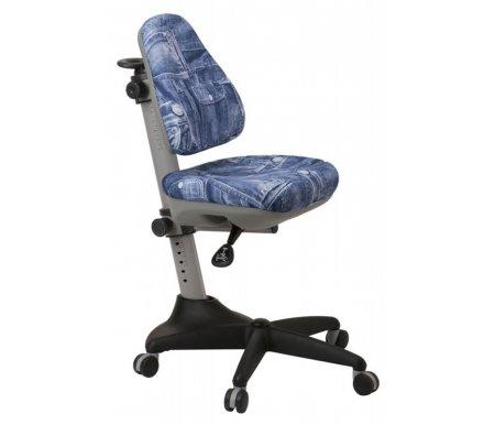 Бюрократ KD-2 / G / 50-31 синее  Компьютерное кресло Бюрократ