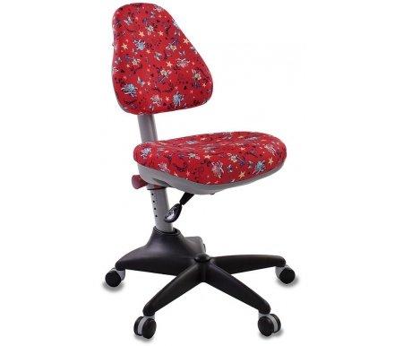 Бюрократ KD-2/R/Anchor-RD красные якоря  Компьютерное кресло Бюрократ