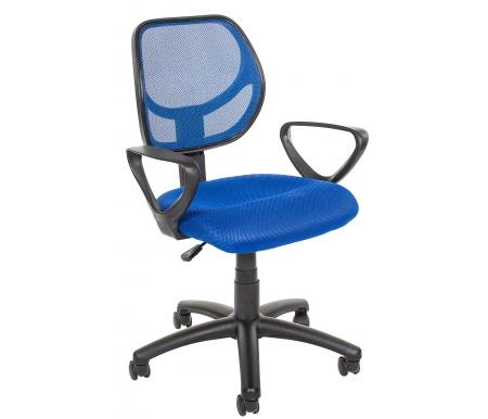 CH синее  Компьютерное кресло Woodville