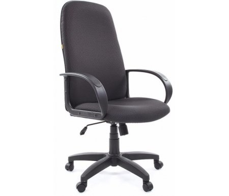 Компьютерное кресло Chairman 279 JP 15-1 черн.-сер.Компьютерные кресла<br>Широкий выбор современных обивочных материалов и цветовых решении позволит с легкостью подобрать подходящую к Вашему интерьеру модель кресла 279. <br> Комплектация: <br> <br> <br>  - механизм регулировки кресла по высоте;<br> <br>  - механизм наклона и фиксации кресла в рабочем положении;<br> <br>  - механизм регулировки жесткости качания; <br>    <br>   <br>    - материал подлокотников пластик;<br>   <br>    - материал крестовины пластик.<br>   <br> <br> <br> <br>  <br> <br> <br>Кресло поставляется в разобранном виде.<br>
