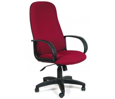 Компьютерное кресло Chairman 279 JP 15-6 черн.-красн.Компьютерные кресла<br>Широкий выбор современных обивочных материалов и цветовых решении позволит с легкостью подобрать подходящую к Вашему интерьеру модель кресла 279. <br> Комплектация: <br> <br> <br>  - механизм регулировки кресла по высоте;<br> <br>  - механизм наклона и фиксации кресла в рабочем положении;<br> <br>  - механизм регулировки жесткости качания; <br>    <br>   <br>    - материал подлокотников пластик;<br>   <br>    - материал крестовины пластик.<br>   <br> <br> <br> <br>  <br> <br> <br>Кресло поставляется в разобранном виде.<br>