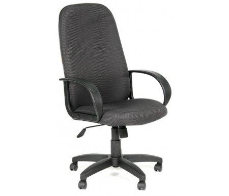 Компьютерное кресло Chairman 279 TW-12 серыйКомпьютерные кресла<br>Широкий выбор современных обивочных материалов и цветовых решении позволит с легкостью подобрать подходящую к Вашему интерьеру модель кресла 279. <br> Комплектация: <br> <br> <br>  - механизм регулировки кресла по высоте;<br> <br>  - механизм наклона и фиксации кресла в рабочем положении;<br> <br>  - механизм регулировки жесткости качания; <br>    <br>   <br>    - материал подлокотников пластик;<br>   <br>    - материал крестовины пластик.<br>   <br> <br> <br> <br>  <br> <br> <br>Кресло поставляется в разобранном виде.<br>