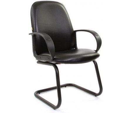 Компьютерное кресло Chairman 279 V Черное эко-кожаКомпьютерные кресла<br><br>