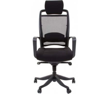 Купить Компьютерное кресло Chairman, Chairman 283 26-28 черное, Россия
