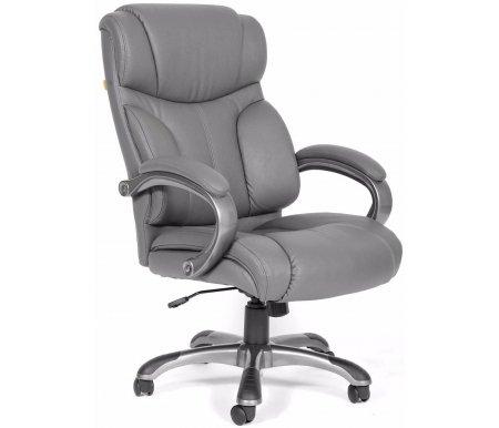 Компьютерное кресло Chairman 435 серыйКомпьютерные кресла<br>Материал крестовины -пластик с напылением под металл и пластиковыми накладками. <br>Вес - 22,8 кг.<br> <br>Объем упаковки - 0,22 куб.м.<br>