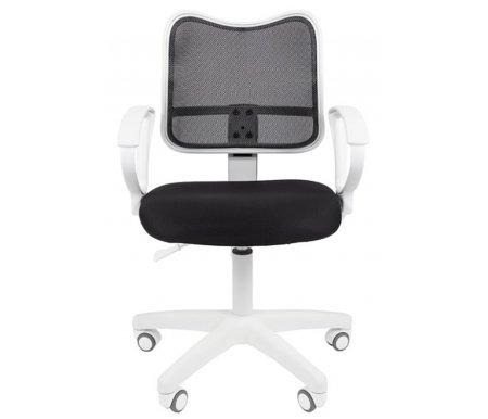 Купить Компьютерное кресло Chairman, Chairman 450 LT белый пластик TW-11 / TW-01 черное, Россия