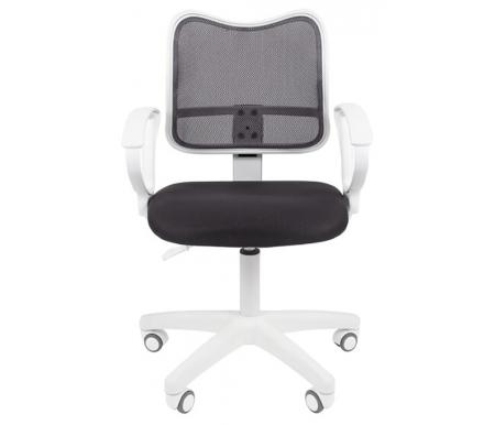 Купить Компьютерное кресло Chairman, Chairman 450 LT белый пластик TW-12 / TW-04 серое, Россия