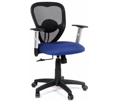 Компьютерное кресло Chairman 451 TW-10Компьютерные кресла<br>Современные износоустойчивые материалы спинки и сидения – ткань TW и сетчатый акрил, стильное сочетание серебристых и черных деталей, каплевидная форма спинки, оригинальное декоративное крепление валика поясничной поддержки, выполненное из хрома - вот характерные черты офисного кресла CH 451<br><br><br>Материал подлокотников: пластик.<br><br>Материал крестовины: хромированный металл.<br>Вес 12,4 кг. <br> <br>  <br> <br> <br>Кресло поставляется в разобранном виде.<br>