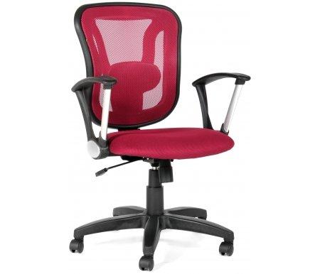 Компьютерное кресло Chairman 452 TG TW-06 / TW-13Компьютерные кресла<br>Отличительной особенностью офисного кресла CH 452TG является изогнутая форма спинки, выполненной в сетчатом акриле. Спинка повторяет анатомическое строение спины и обеспечивает поясничную поддержку и снимает напряжение во время продолжительной статичной работы за компьютером. <br><br> <br>Материал подлокотников: пластик.<br> <br>Материал крестовины: пластик.<br> <br>Вес: 16,3 кг.<br> <br> <br>  <br> <br> <br>Кресло поставляется в разобранном виде.<br>