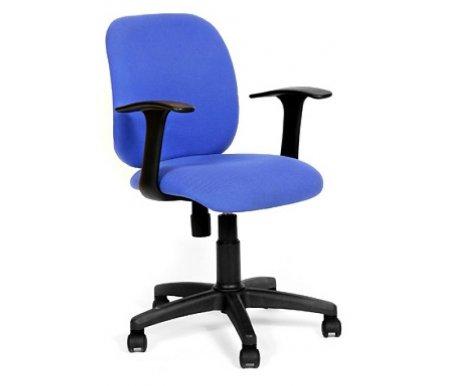Компьютерное кресло Chairman 670 С-17Компьютерные кресла<br>Т-образные подлокотники придаюткреслу CH 670 менее громоздкий вид, что особенно актуально для помещений небольших размеров, а обширный выбор цветовых вариантов исполнения <br> позволит подобрать модель практически к любому интерьеру. <br>  <br> <br>  Материал подлокотников: пластик.<br> <br>  Материал крестовины: пластик.<br> <br>  Материал обивки: ткань.<br> <br>  Вес 16,3 кг.<br> <br>   <br>    <br>   Кресло доставляется в разобранном виде.Объем упаковки 0,16 куб. м<br>