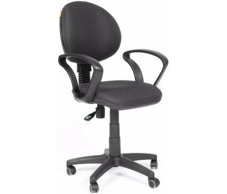 Компьютерное кресло Chairman 682 JP 15-1Компьютерные кресла<br>Каркас офисного кресла CH 682 изготовлен из пластика, обивка выполнена из ткани. <br>Комплектуется механизмом регулировки кресла по высоте, пружинный механизмом постоянной поддержки спины. <br> <br> <br>  Материал подлокотников: пластик.<br> <br>  Материал крестовины : пластик.<br> <br>  Материал обивки: ткань.<br> <br>  Вес кресла 12 кг.<br> <br>  Товар доставляется в разобранном виде. Объем упаковки 0,12 куб. м.<br>