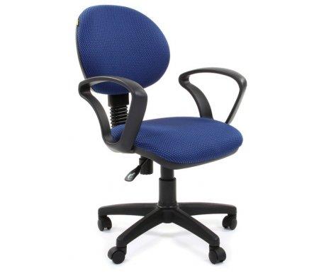 Компьютерное кресло Chairman 682 JP 15-3Компьютерные кресла<br>Каркас офисного кресла CH 682 изготовлен из пластика, обивка выполнена из ткани. <br>Комплектуется механизмом регулировки кресла по высоте, пружинный механизмом постоянной поддержки спины. <br> <br> <br>  Материал подлокотников: пластик.<br> <br>  Материал крестовины : пластик.<br> <br>  Материал обивки: ткань.<br><br>  Вес кресла 12 кг.<br> <br>  Товар доставляется в разобранном виде. Объем упаковки 0,12 куб. м.<br>