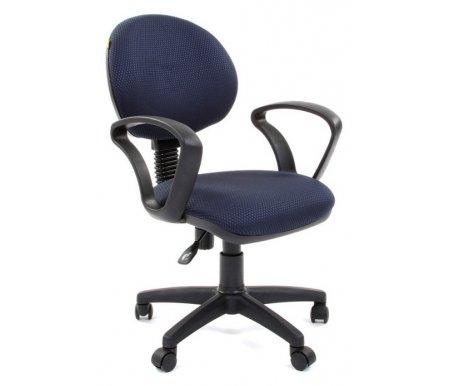 Компьютерное кресло Chairman 682 JP 15-5Компьютерные кресла<br>Каркас офисного кресла CH 682 изготовлен из пластика, обивка выполнена из ткани. <br>Комплектуется механизмом регулировки кресла по высоте, пружинный механизмом постоянной поддержки спины. <br> <br> <br>  Материал подлокотников: пластик.<br> <br>  Материал крестовины : пластик.<br> <br>  Материал обивки: ткань.<br><br>  Вес кресла 12 кг.<br> <br>  Товар доставляется в разобранном виде. Объем упаковки 0,12 куб. м.<br>