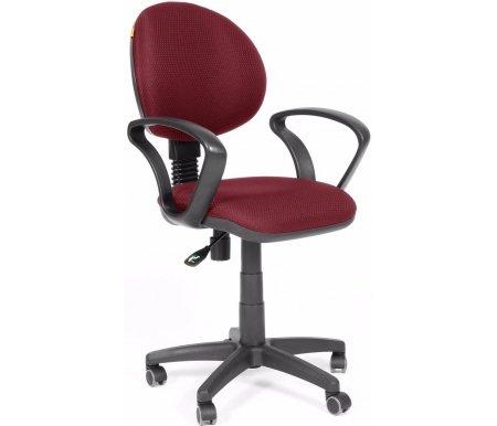 Компьютерное кресло Chairman 682 JP 15-6Компьютерные кресла<br>Каркас офисного кресла CH 682 изготовлен из пластика, обивка выполнена из ткани. <br>Комплектуется механизмом регулировки кресла по высоте, пружинный механизмом постоянной поддержки спины. <br> <br> <br>  Материал подлокотников: пластик.<br> <br>  Материал крестовины : пластик.<br> <br>  Материал обивки: ткань.<br><br>  Вес кресла 12 кг.<br> <br>  Товар доставляется в разобранном виде. Объем упаковки 0,12 куб. м.<br>