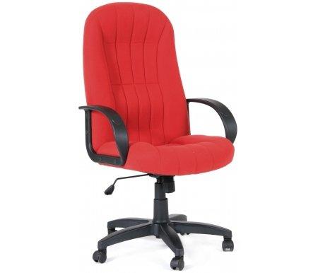 Компьютерное кресло Chairman 685 Красное 12-266Компьютерные кресла<br>Отличительной чертой офисного кресла CH 685 являются ярко выраженная область поясничной поддержки и продольные рельефы на спинке и сидении кресла. Эргономичные формы, практичные материалы и возможность использования ее как в классических, так и современных интерьерах делают модель привлекательной для руководителей, ценящих надежность, удобство и функциональность рабочего места. Широкий спектр современных обивочных материалов этой модели позволяет успешно решать задачи сочетаемости с самыми разнообразными интерьерными разработками. <br><br><br>Материал подлокотников: пластик.<br><br>Материал крестовины : пластик.<br><br>Материал обивки: ткань.<br><br> <br>  <br> <br> <br>Кресло поставляется в разобранном виде.<br>