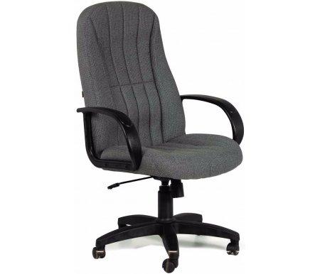 Компьютерное кресло Chairman 685 Серый 20-23Компьютерные кресла<br>Отличительной чертой офисного кресла CH 685 являются ярко выраженная область поясничной поддержки и продольные рельефы на спинке и сидении кресла. Эргономичные формы, практичные материалы и возможность использования ее как в классических, так и современных интерьерах делают модель привлекательной для руководителей, ценящих надежность, удобство и функциональность рабочего места. Широкий спектр современных обивочных материалов этой модели позволяет успешно решать задачи сочетаемости с самыми разнообразными интерьерными разработками. <br><br> <br>Материал подлокотников: пластик.<br> <br>Материал крестовины : пластик.<br> <br>Материал обивки: ткань.<br> <br> <br>  <br> <br> <br>Кресло поставляется в разобранном виде.<br>