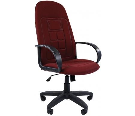 Купить Компьютерное кресло Chairman, Chairman 727 бордовое, Россия