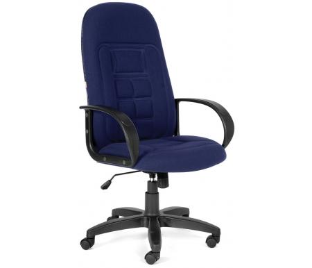 Купить Компьютерное кресло Chairman, Chairman 727 синее, Россия