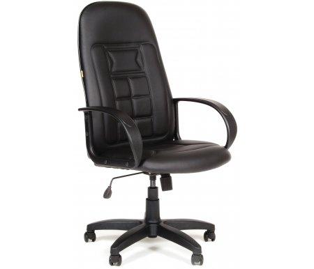 Купить Компьютерное кресло Chairman, Chairman 727 Терра матовое черное, Россия