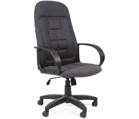 Купить Компьютерное кресло Chairman, Chairman 727 TW-12 серое N, Россия