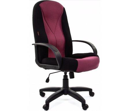 Компьютерное кресло Chairman 785 черный (TW-11) / бордоКомпьютерные кресла<br>Стул выполнен из современной ткани TW и классического полиэстера. Крестовина кресла выдерживает нагрузку до 1135 кг.<br>
