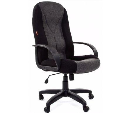 Компьютерное кресло Chairman 785 черный (TW-11) / серый (20-23)Компьютерные кресла<br>Стул выполнен из современной ткани TW и классического полиэстера. Крестовина кресла выдерживает нагрузку до 1135 кг.<br>