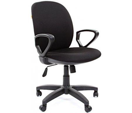 Компьютерное кресло Chairman 803 Ткань черная (SX 79-30)Компьютерные кресла<br>В данной модели присутствует механизм качания с возможностью фиксации кресла в рабочем положении.<br><br><br>Материал подлокотников: пластик.<br><br>Материал крестовины: пластик.<br>