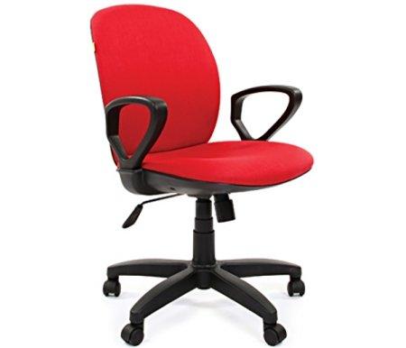 Компьютерное кресло Chairman 803 Ткань красная (SX79-27)Компьютерные кресла<br>В данной модели присутствует механизм качания с возможностью фиксации кресла в рабочем положении.<br><br><br>Материал подлокотников: пластик.<br><br>Материал крестовины: пластик.<br>