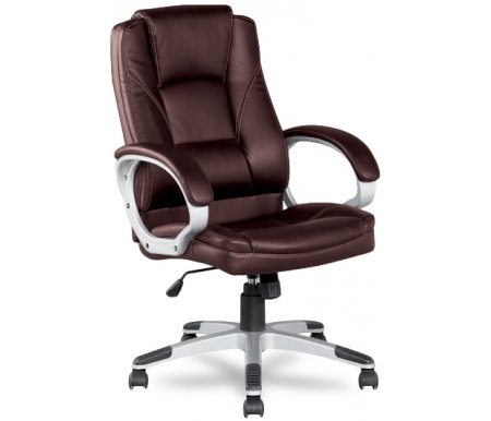 Купить Компьютерное кресло College, College BX-3177 коричневое, Китай, коричневый