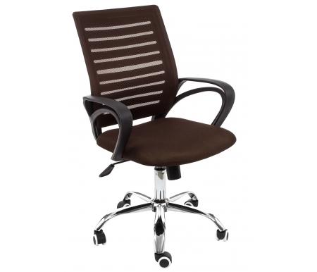 Купить Компьютерное кресло Woodville, Focus коричневое, Китай, коричневый