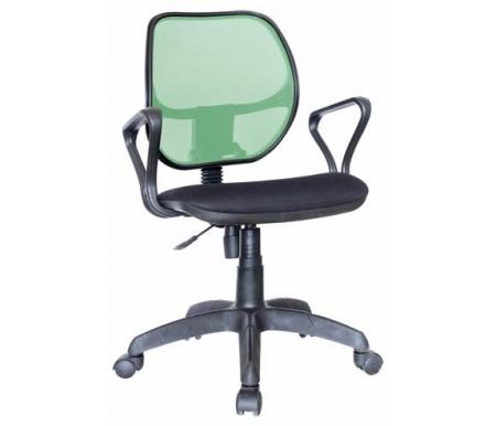 Купить Компьютерное кресло ДИК Мебель, Марс Самба зеленое, зеленый